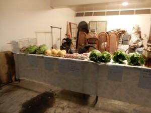 西会津の美味しい冬野菜たち