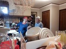 キッチンss